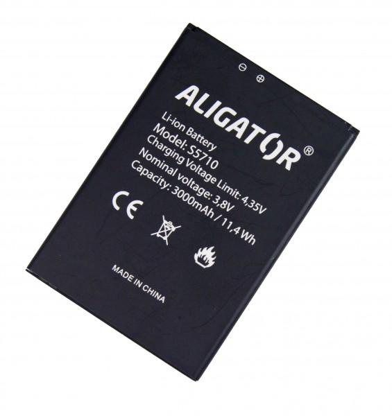 Baterie ALIGATOR S5710 Duo, Li-Ion, originální