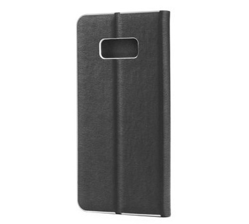 Pouzdro Forcell Luna Book Silver pro Samsung Galaxy A50 (SM-A505), černá