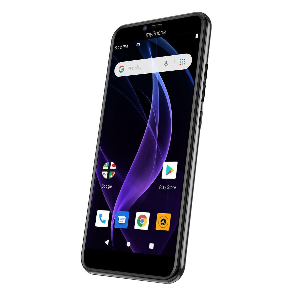 Telefon myPhone Prime 4 Lite modrý