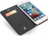 Flipové pouzdro Dux Ducis Skin pro Samsung Galaxy A40, černá