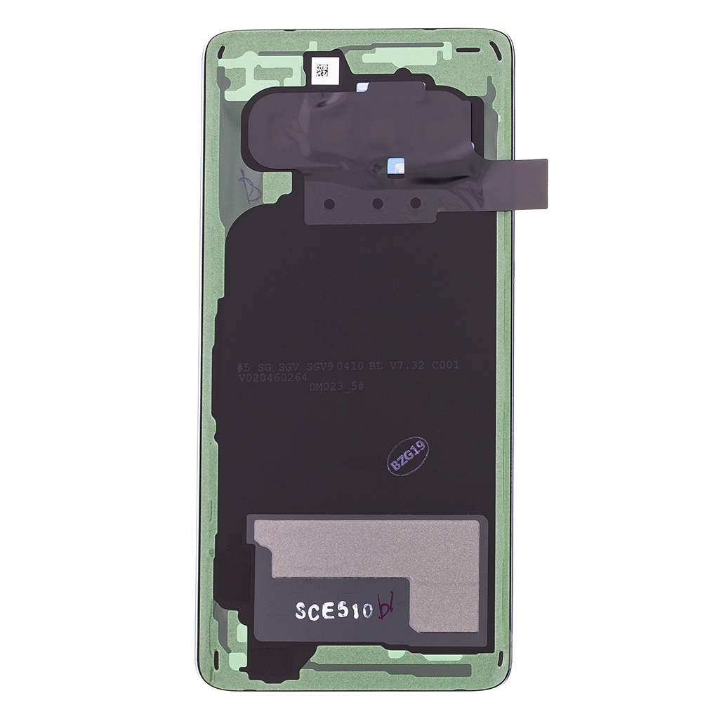 Kryt baterie pro Samsung Galaxy S10, blue (Service Pack)