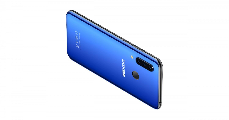 Doogee Y9 Plus 4GB/64GB modrá