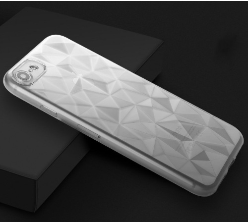 Kryt ochranný Forcell PRISM pro Xiaomi Redmi Note 7, transparent