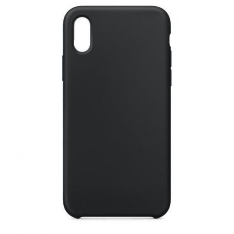 Silikonové pouzdro Swissten Liquid pro Xiaomi Redmi Note 7, černá