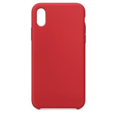 Silikonové pouzdro Swissten Liquid pro Samsung Galaxy S10, červená
