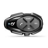 Bluetooth handsfree pro uzavřené a otevřené přilby CellularLine Interphone SPORT Single Pack