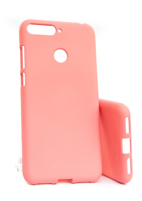 Pouzdro Mercury Soft Feeling pro Samsung Galaxy A20e, pink