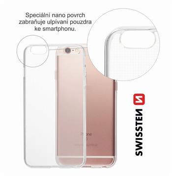 Pouzdro Swissten Clear Jelly pro Huawei P Smart Z/Y9 Prime 2019, transparentní