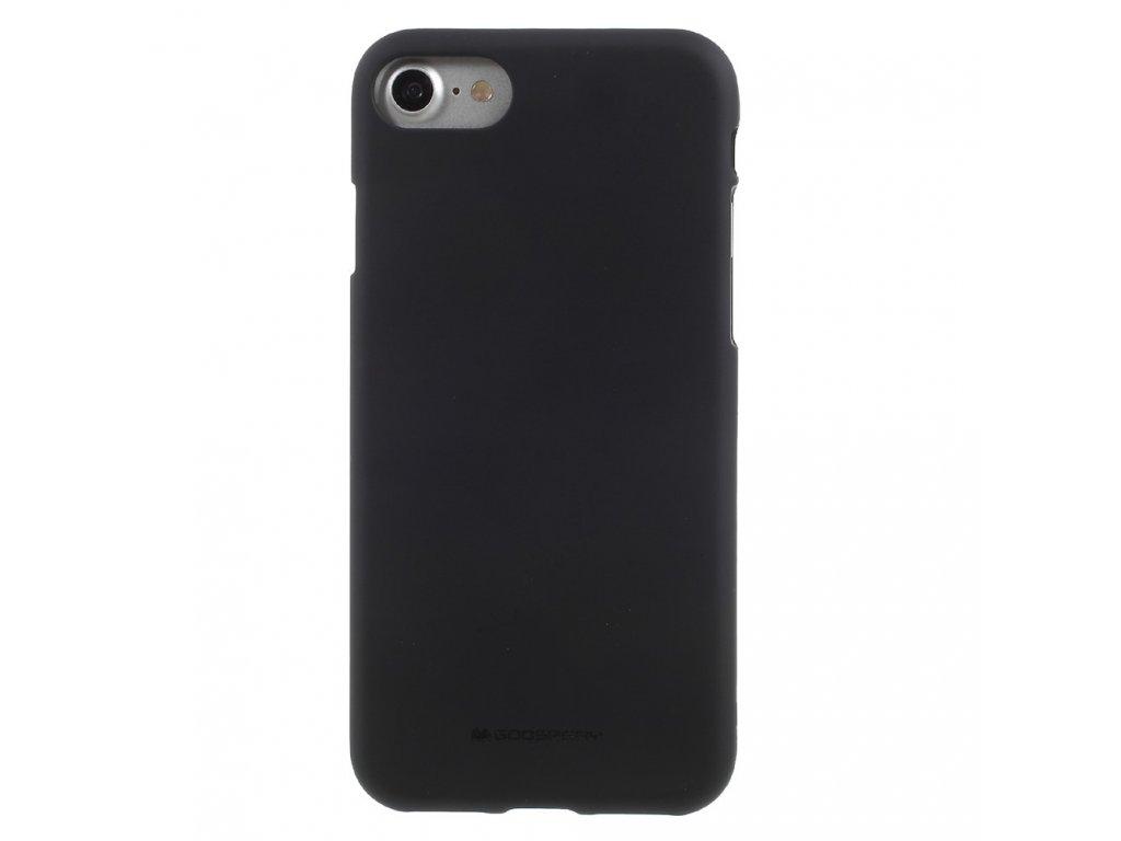 Pouzdro Mercury Soft Feeling pro Apple iPhone 11 Pro Max, black