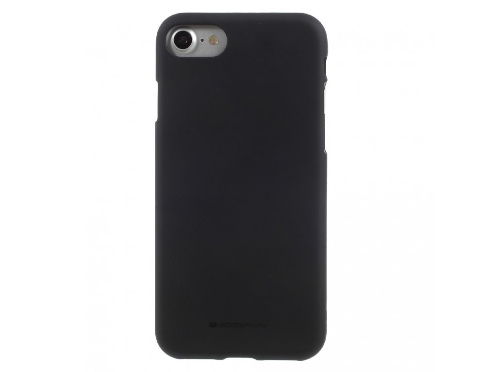 Pouzdro Mercury Soft Feeling pro Xiaomi Redmi Note 7, black