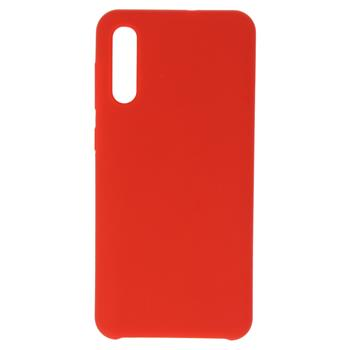 Silikonové pouzdro Swissten Liquid pro Samsung Galaxy A50, červená