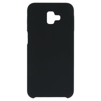 Silikonové pouzdro Swissten Liquid pro Xiaomi Redmi 6, černá