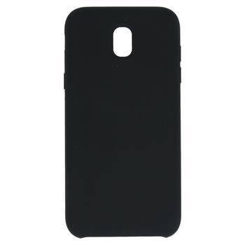 Silikonové pouzdro Swissten Liquid pro Apple iPhone XR, černá