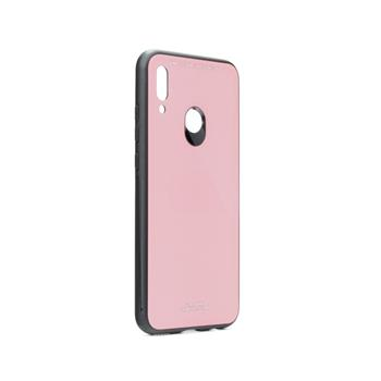 Pouzdro Forcell Glass pro Xiaomi Redmi 8A, růžová