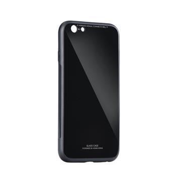 Pouzdro Forcell Glass pro Xiaomi Redmi 8A, černá