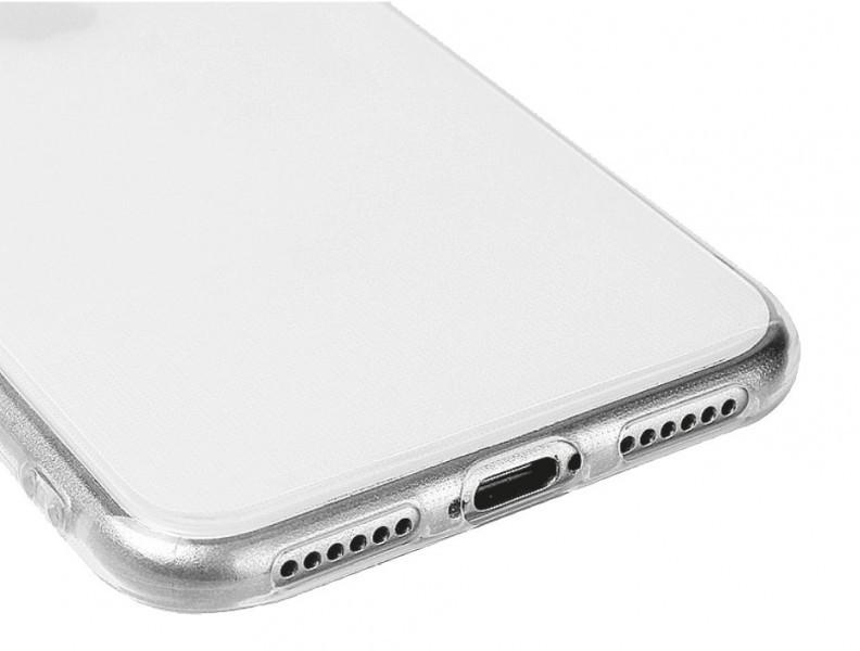 Pouzdro TRANSPARENT ALIGATOR pro Xiaomi Redmi Note 8T