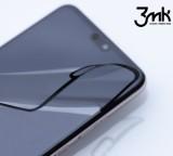 Tvrzené sklo 3mk FlexibleGlass Max pro Samsung Galaxy A30s, černá
