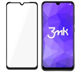 Tvrzené sklo 3mk FlexibleGlass Max pro Xiaomi Mi A3, Xiaomi CC9e, černá