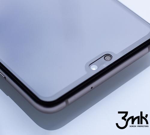 Tvrzené sklo 3mk FlexibleGlass Max pro Honor 20, černá