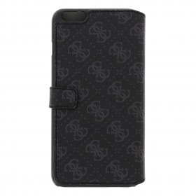 "Guess 4G Book pouzdro flip GUMFLBKP6LSOB pro Apple iPhone 6 Plus 5.5"" black"