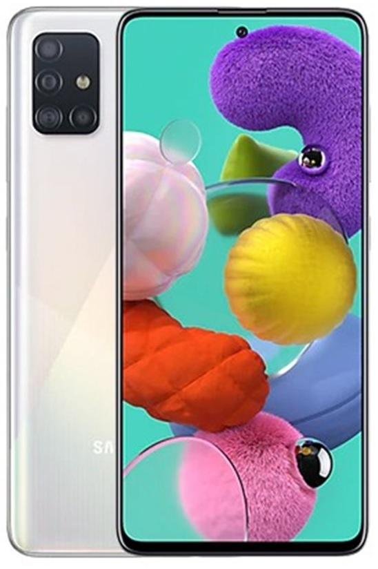 Samsung Galaxy A51 SM-A515F 4GB/128GB bílá