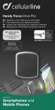 Magnetický držák do ventilace Cellularline Mag4 Handy Force PRO, černá