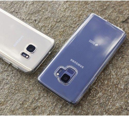 Silikonové pouzdro 3mk Clear Case pro Xiaomi Redmi Note 8T, čirá