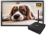 Tesla MediaBox X900 Pro/ 8K Ultra HD/ HDR10/ Android 9.0/ černá