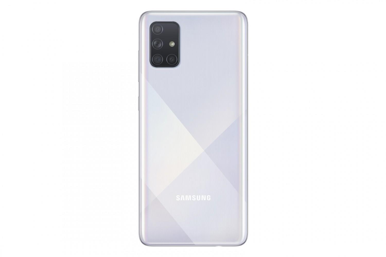 Samsung Galaxy A71 SM-A715F 6GB/128GB stříbrná