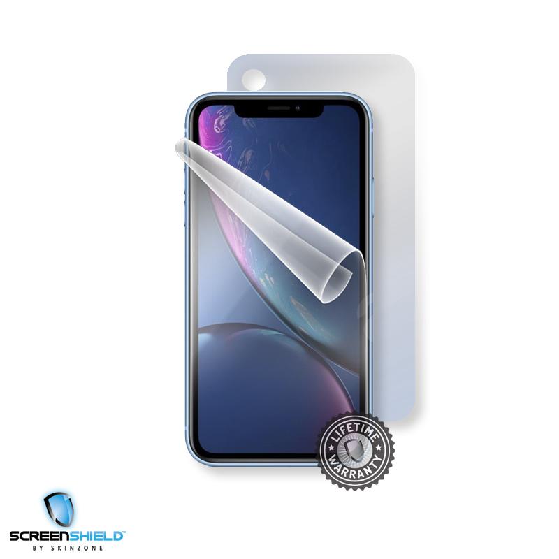 Screenshield APPLE iPhone Xr folie na celé tělo
