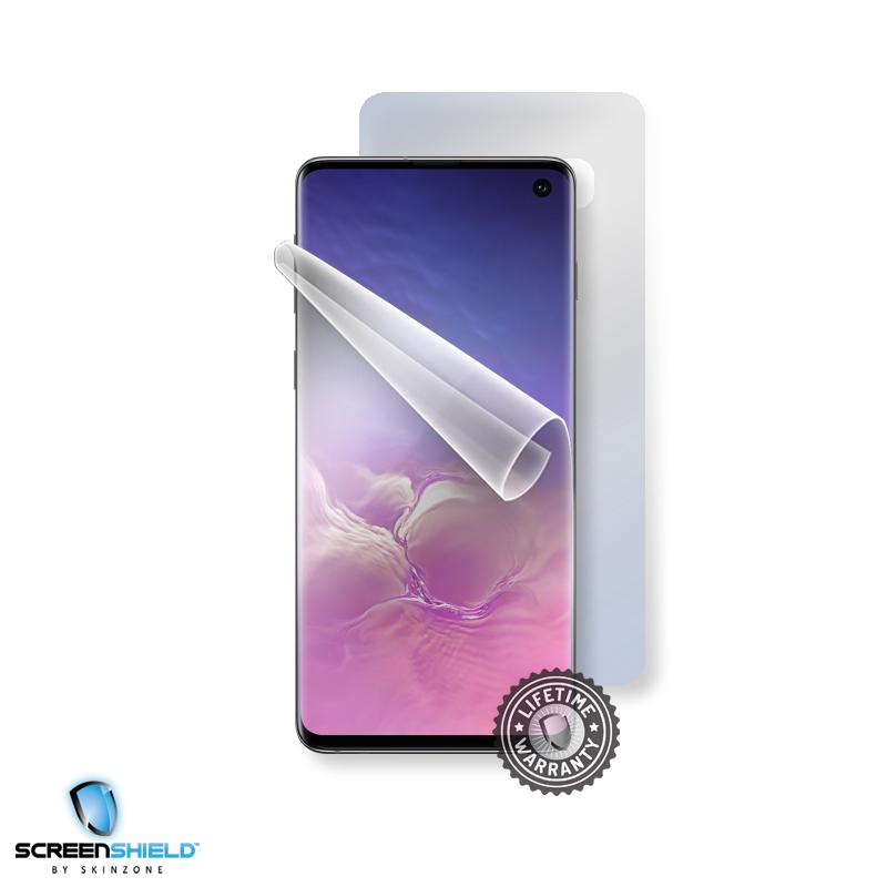 Screenshield SAMSUNG G973 Galaxy S10 folie na celé tělo