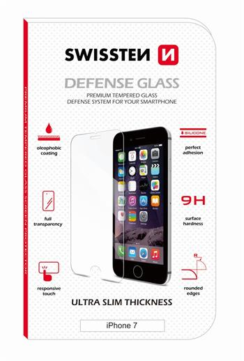 Tvrzené sklo SWISSTEN 2,5D pro Xiaomi Mi 9