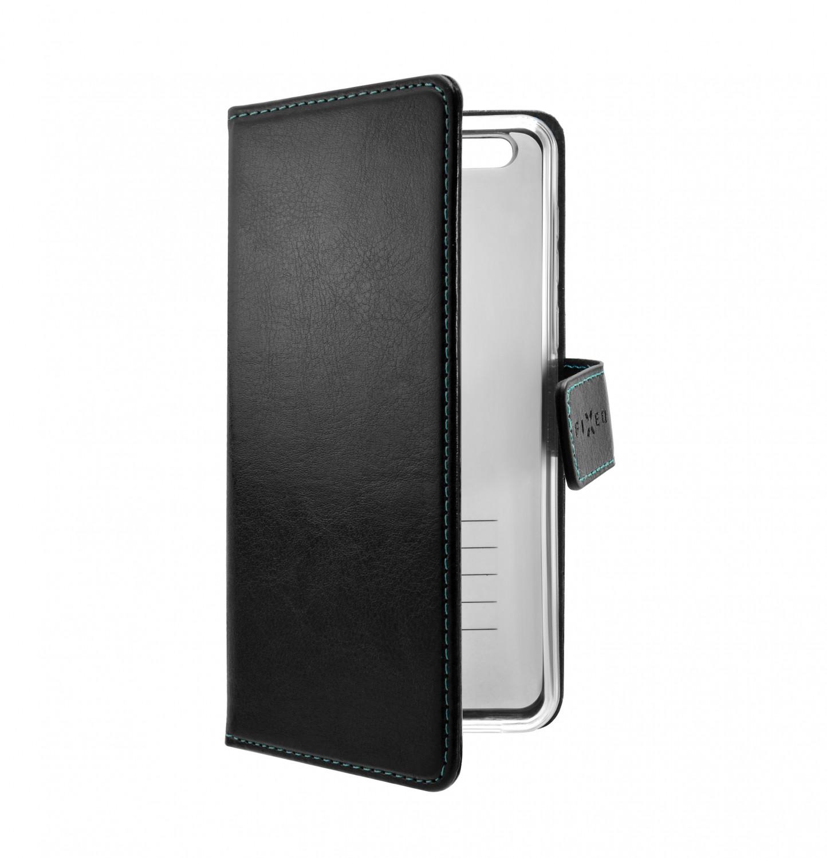 FIXED Opus flipové pouzdro pro Motorola Moto E6 Play, černé