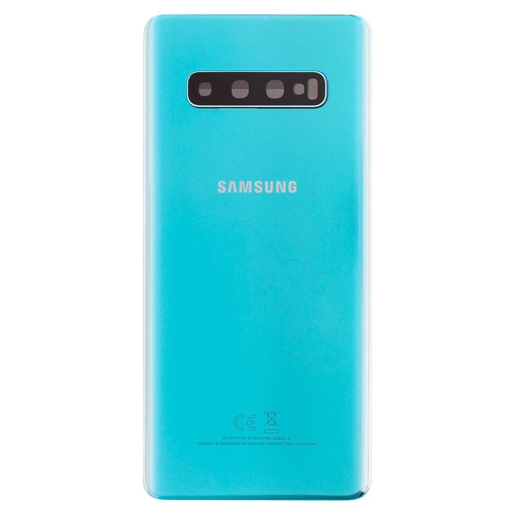 Kryt baterie Samsung Galaxy S10+ Prism green (Service Pack)