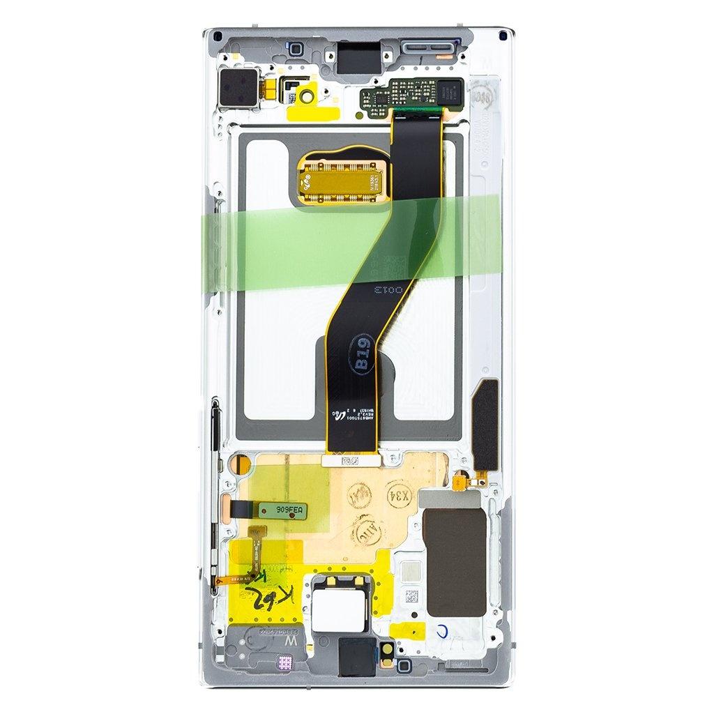 LCD + dotyk pro Samsung Galaxy Note 10 Lite, black ( Service Pack )