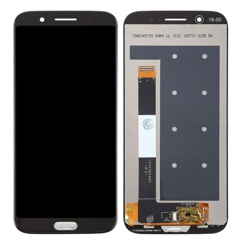 LCD + dotyk + přední kryt pro Xiaomi Redmi 8A, black