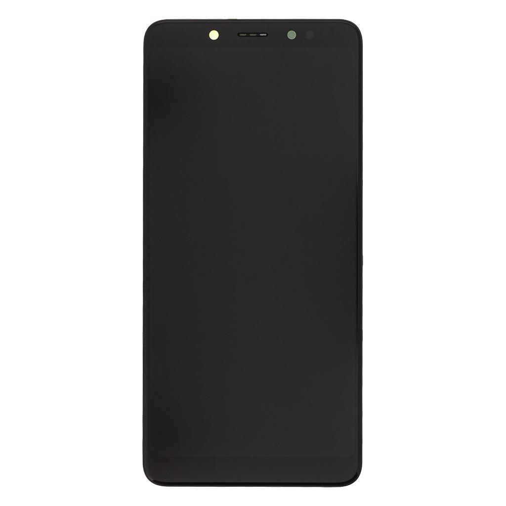 LCD + dotyk + přední kryt pro Xiaomi Redmi 8, black