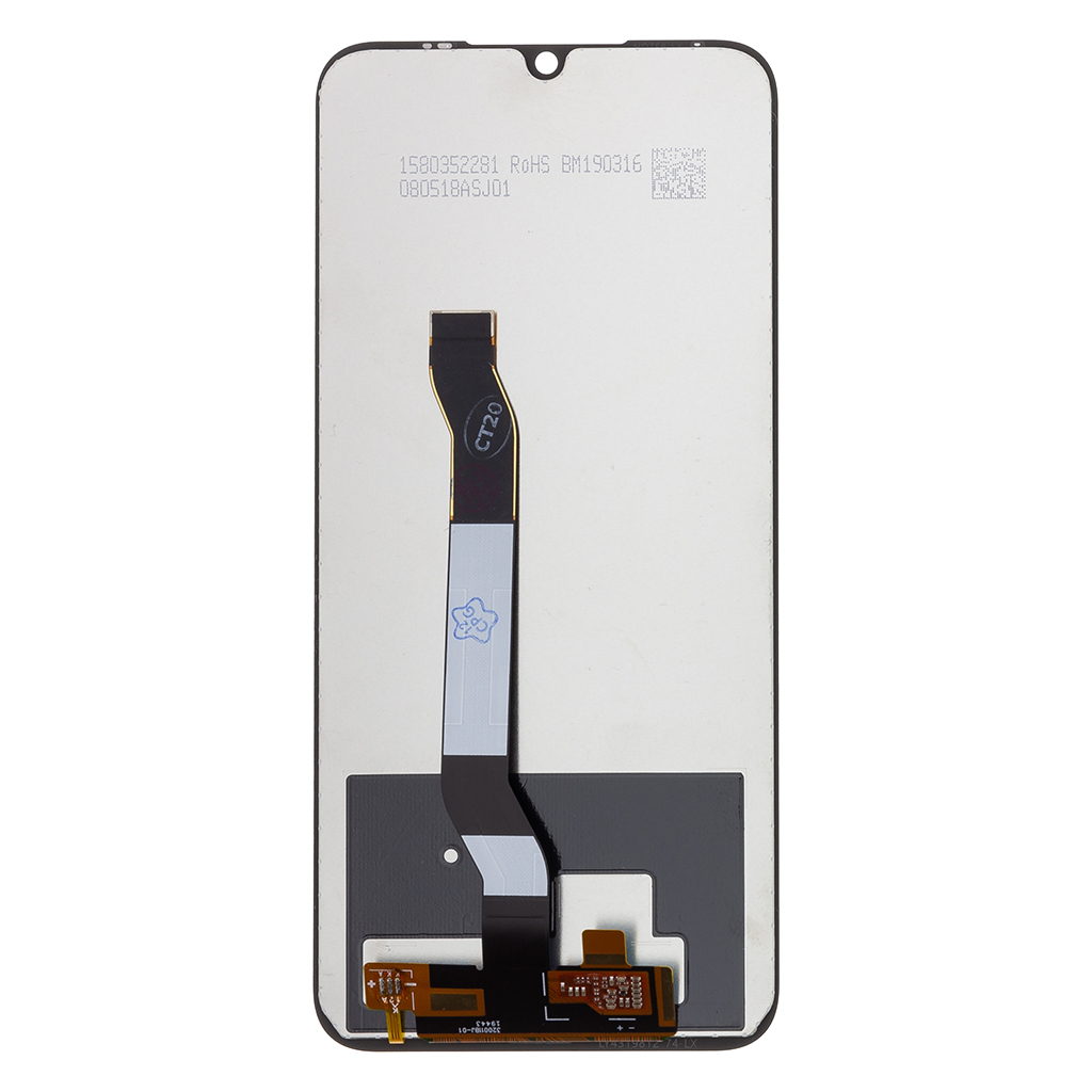 LCD Display + Dotyková Deska pro Xiaomi Redmi Note 8T Black