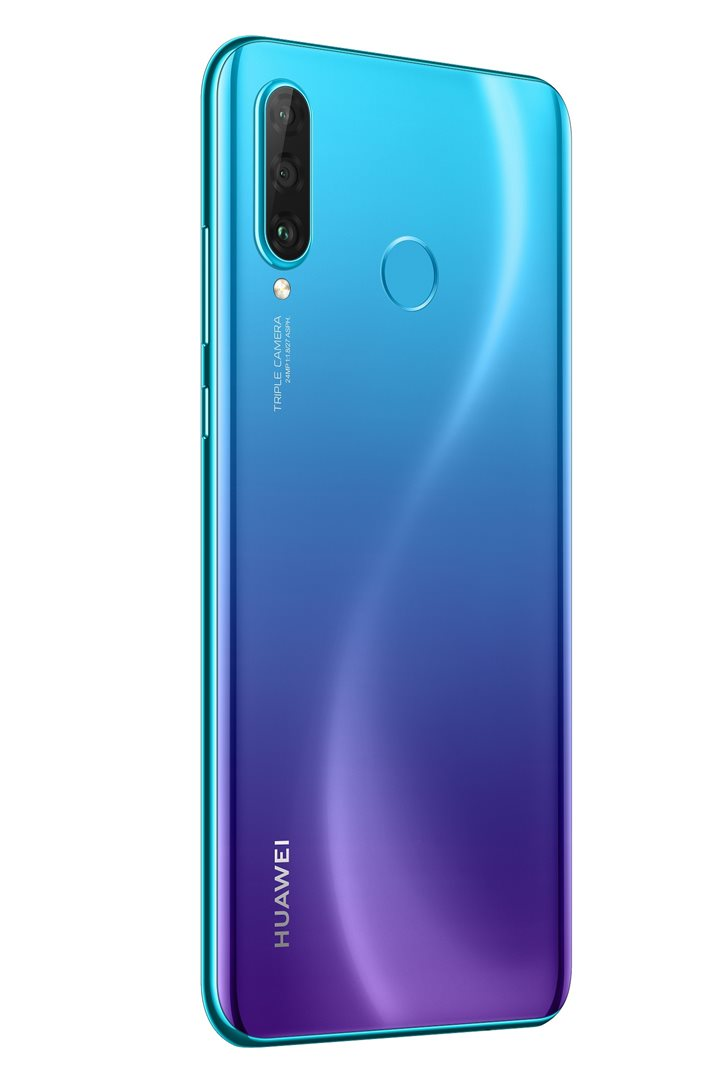 Huawei P30 Lite 4GB/64GB Peacock Blue
