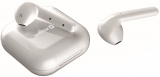 Bezdrátová TWS sluchátka Swissten Flypods, bílá