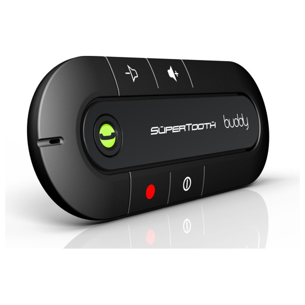 SuperTooth BUDDY- Bluetooth HF na stínítko, MultiPoint, AutoConnect, AutoPairing