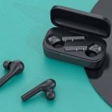 Bezdrátová sluchátka QCY T5 TWS černá