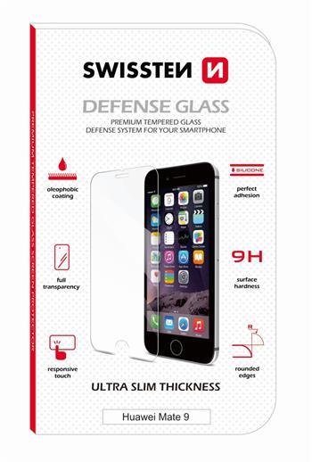 Tvrzené sklo SWISSTEN 2,5D pro Huawei Nova 5T