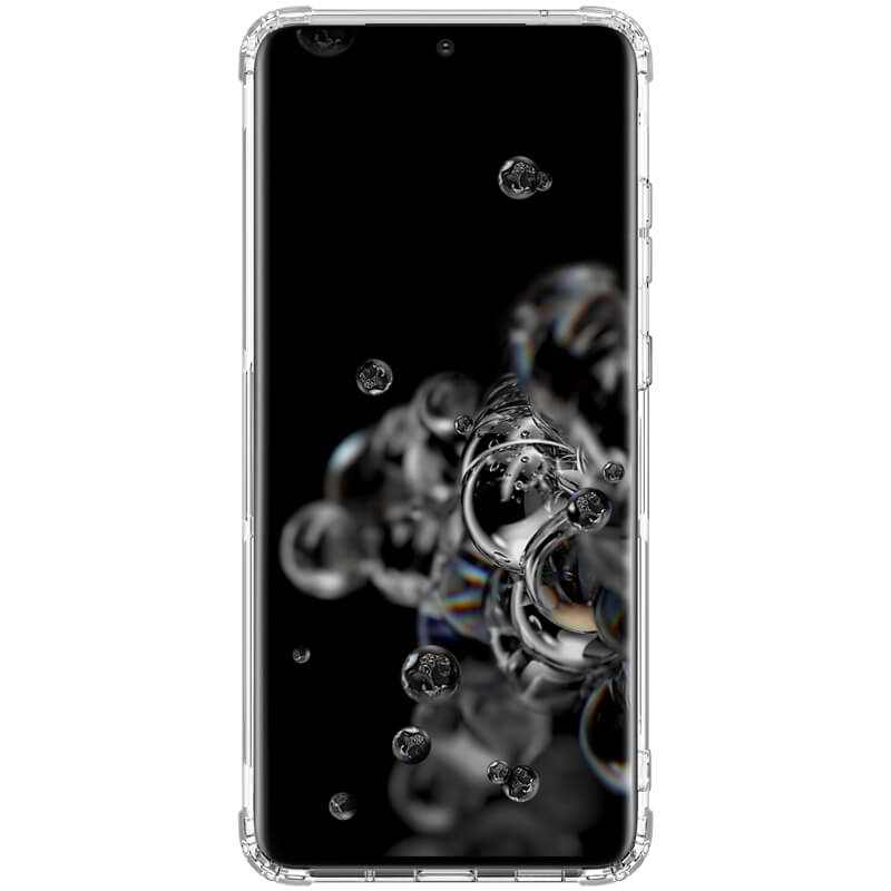 Nillkin Nature TPU pouzdro G988 S20 Ultra, Clear