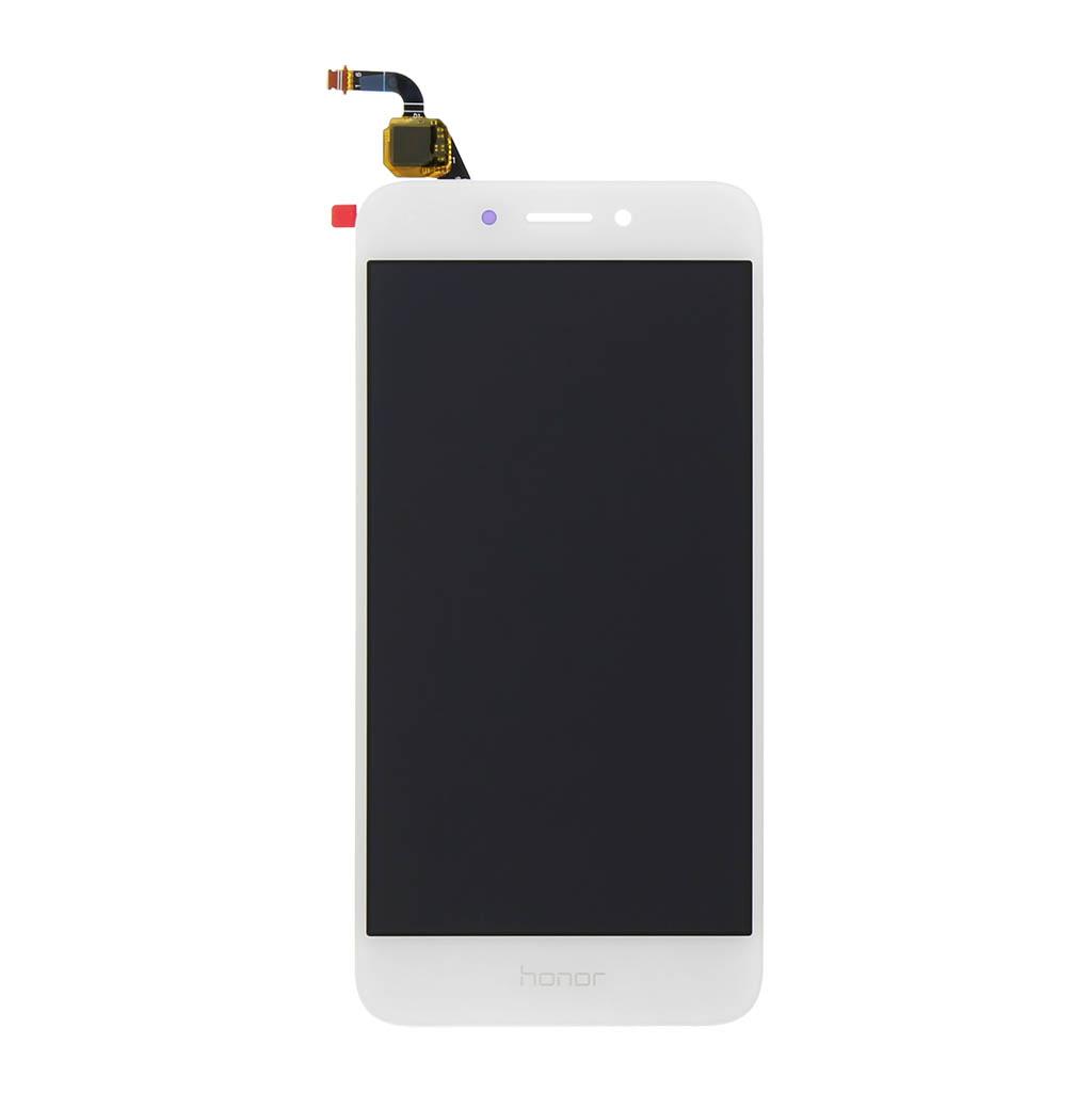 LCD + dotyk + přední kryt pro Xiaomi Redmi Note 8T, white (Service Pack)