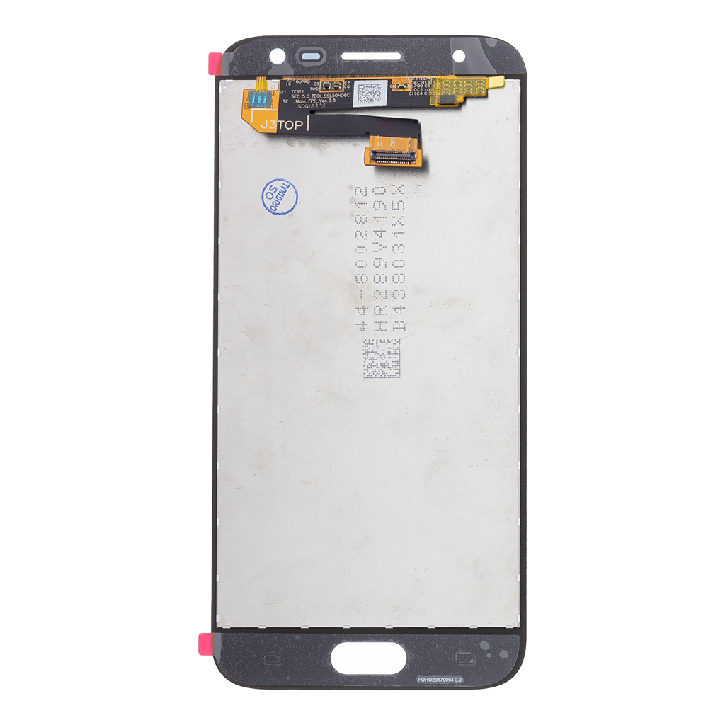 LCD display + Dotyk Samsung J330 Galaxy J3 2017 Silver (SWAP Service Pack)