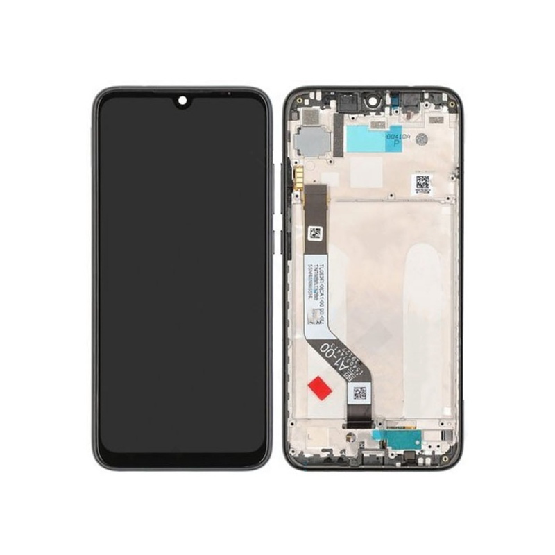 Xiaomi Redmi Note 7 LCD + Touch + Frame - Gold (Service Pack)