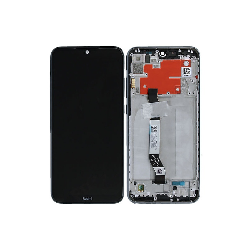 Xiaomi Redmi Note 8T LCD + Touch + Frame - Blue (Service Pack)