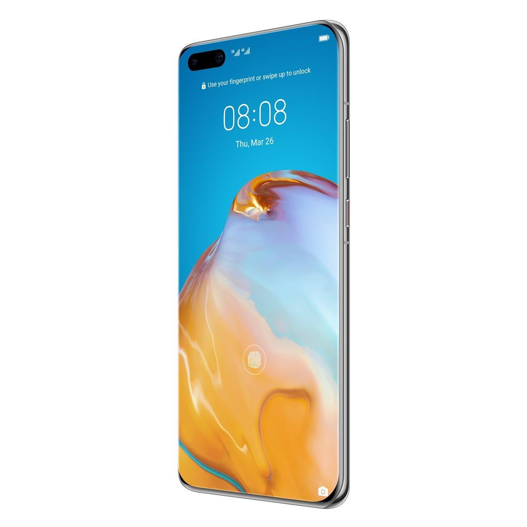 Huawei P40 Pro 8GB/256GB šedá