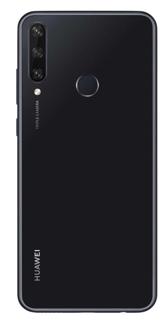 Huawei Y6P 3GB/64GB Midnight Black